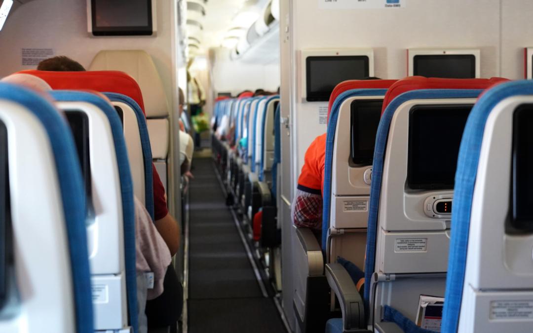¿En qué consiste la limpieza y el mantenimiento de transportes aéreos públicos y privados?