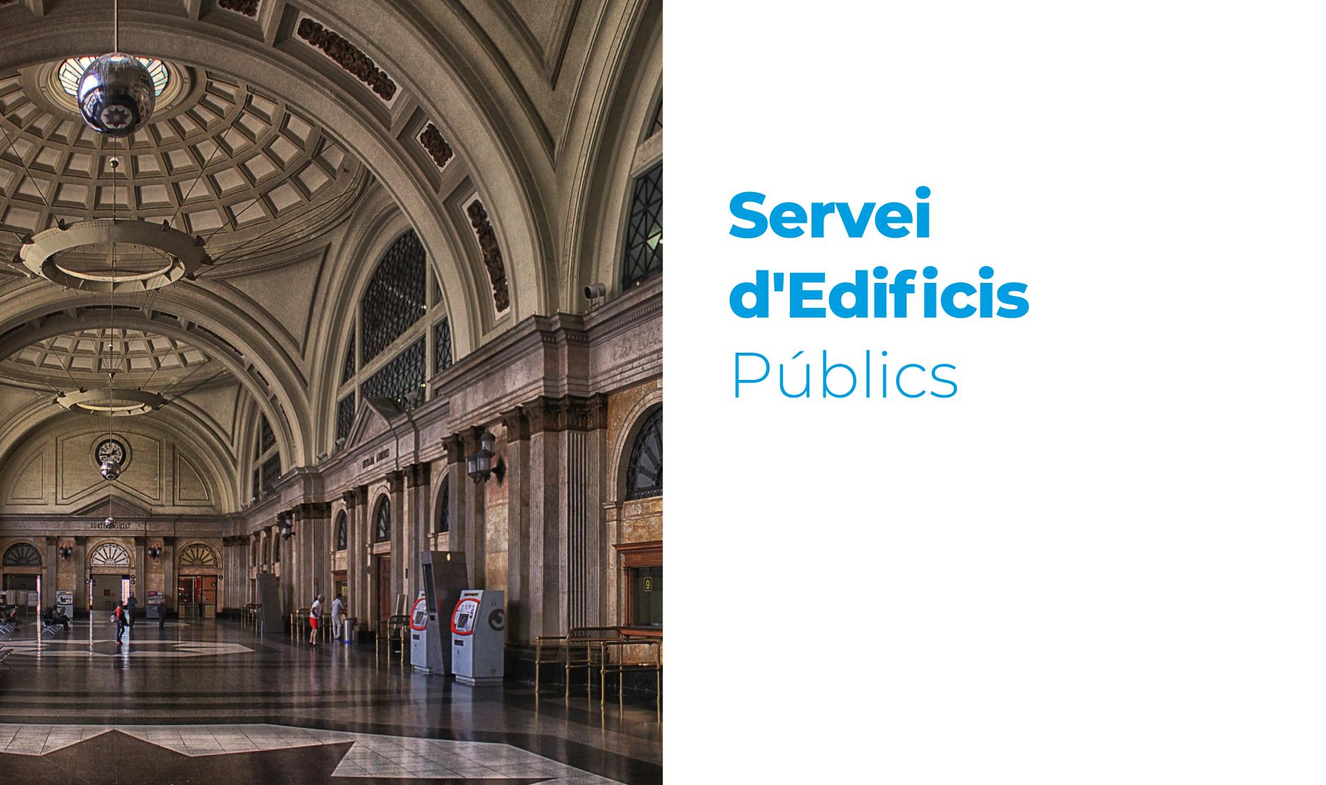 Servei d'Edificis Públics